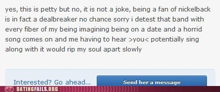 dealbreaker Hall of Fame Music nickelback ok cupid - 5293963008