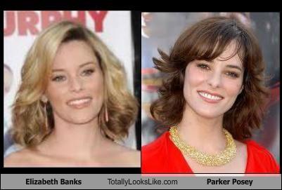 elizabeth banks funny Hall of Fame parker posey TLL - 5294421248