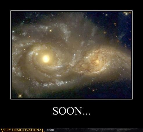 eyes galaxy hilarious scary SOON space - 5294506496