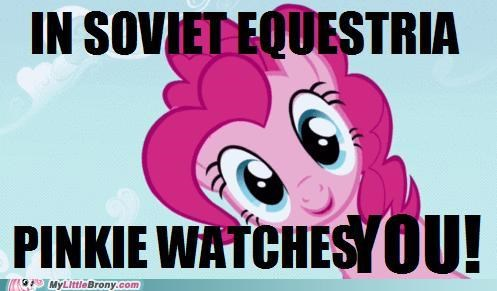 meme my little humans my little pony pinkie pie russia - 5295067648