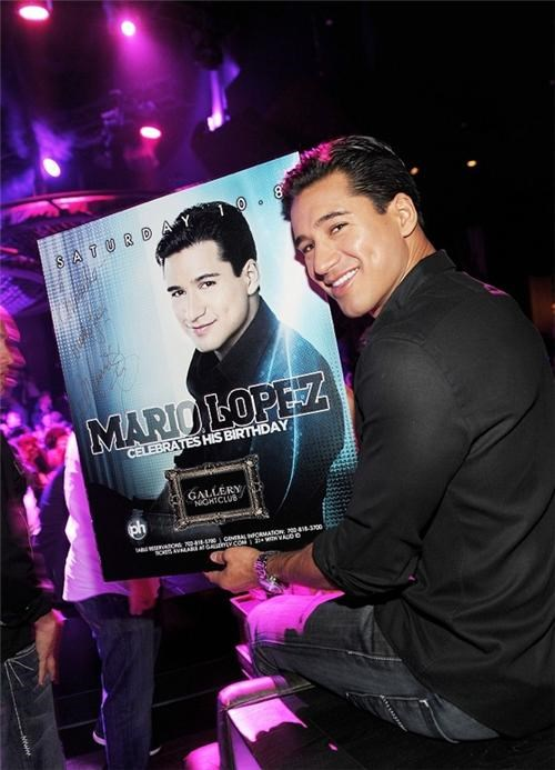 Happy Birthday of the Day,Mario Lopez