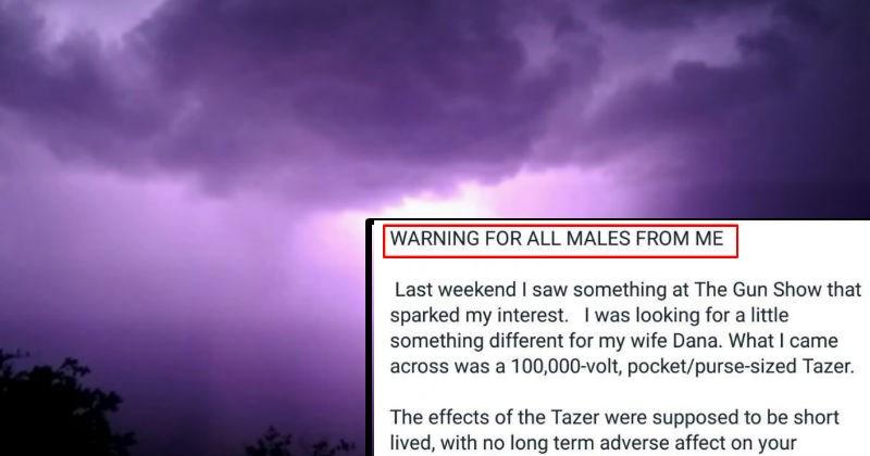 taser FAIL cringe facebook social media ridiculous stupid - 5295365