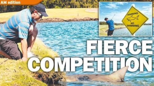 Carbrook Golf Club difficulty-sharks Well This Is Something - 5295651328
