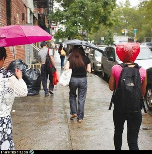 bad puns bag dual use umbrella waterproof - 5295749632
