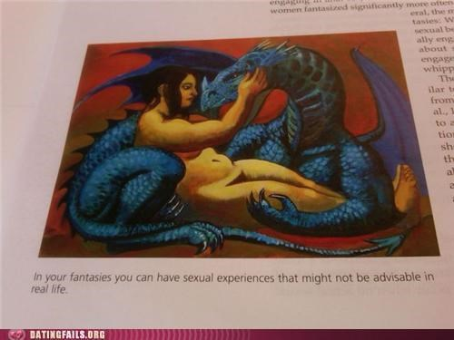 bestiality,dragon,fantasies,fantasy,textbook,We Are Dating