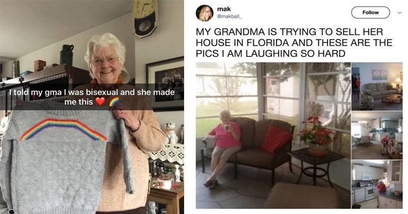 snapchat twitter internet Memes social media family grandparents - 5296133