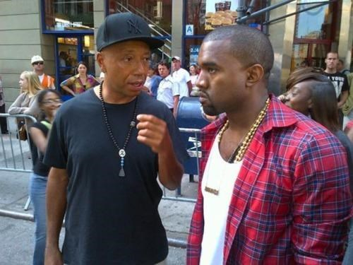 Celebrities Are Not Like kanye west Occupy Wall Street Russell Simmons The 99 Percent - 5296549376