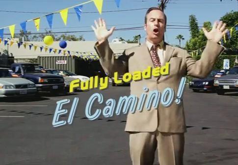 Black Keys Bob Odenkirk El Camino Music Russ Lipnick - 5296868096