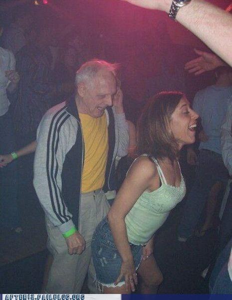 club dancing get down grinding old people retirement home - 5296921344
