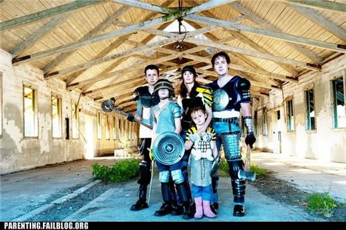 family portrait parenting WIN photography pictures post apocalyptic zombie apocalypse zombie - 5297229056