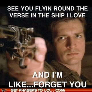Browncoats,captain malcolm reynolds,cee lo,Firefly,serenity,the black,the verse