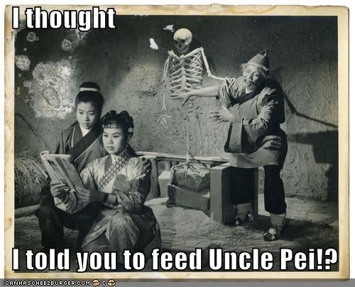 dead Death food historic lols oops reading skeleton thats-a-bummer-man - 5297694976