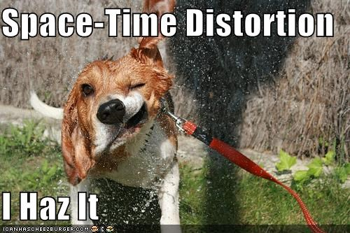 astrophysics bath distortion dry drying off funny face physics science shake space time water wet - 5297810688