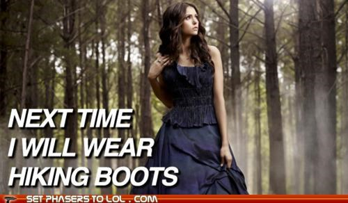 boots Vampire Diaries Vick Donoval - 5298147072