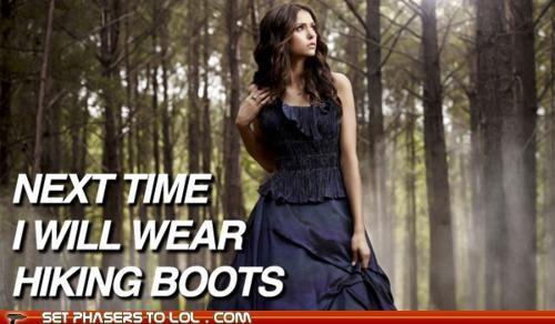 boots Vampire Diaries Vick Donoval - 5298147072