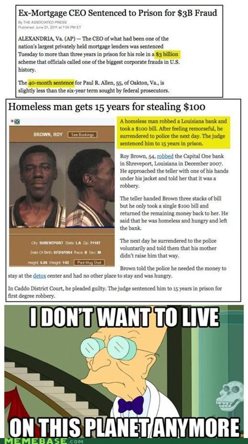 best of week i dont want to live on this planet anymore jail money planet racism years - 5298193664
