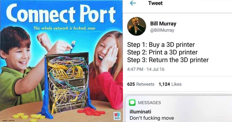 geeky tech memes