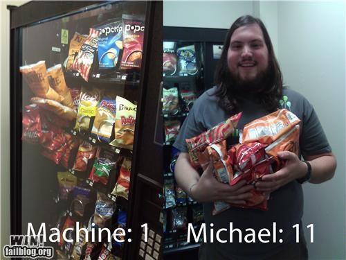 free junk food Office snacks stuff vending machine - 5298438400
