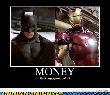 batman best of week iron man money Super-Lols - 5298472192