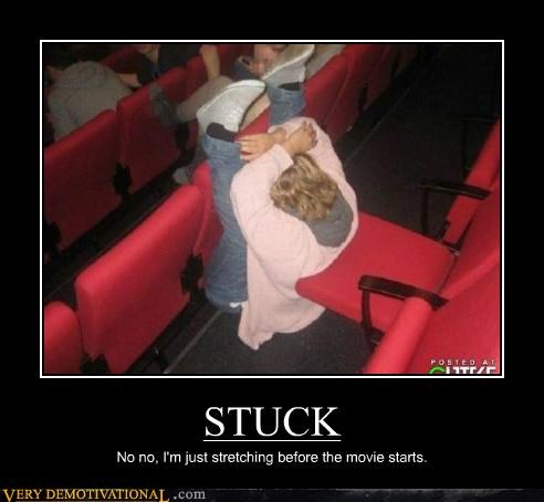 hilarious,Movie,stretching,stuck