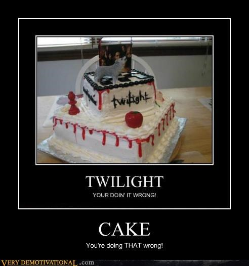 cake eww hilarious twilight wrong - 5299818240
