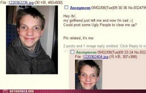 4chan dumped ex ugly We Are Dating - 5299949056