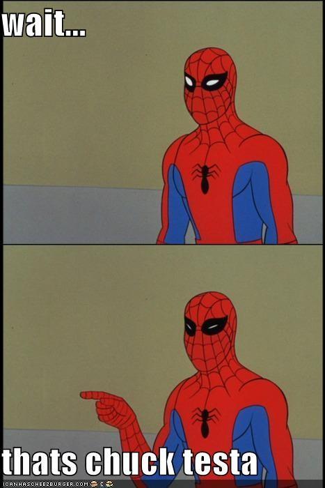 Chuck Testa Spider-Man Super-Lols wtf - 5300002816