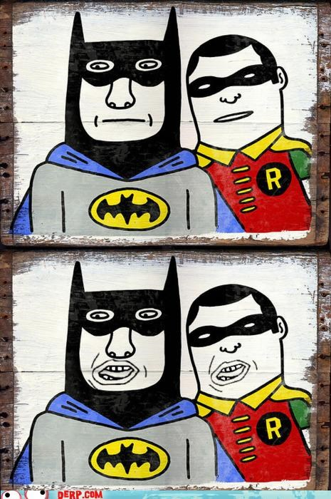art batman drawin drawins robin superheroes - 5300344832