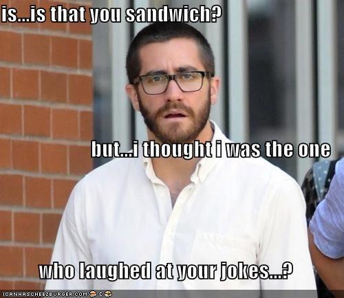 actor celeb funny jake gyllenhaal - 5300454656