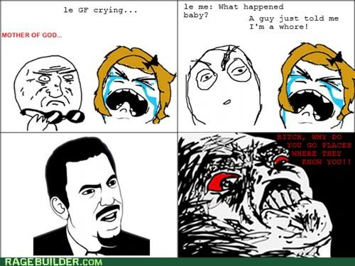 gf know you mother of god Rage Comics - 5300474880