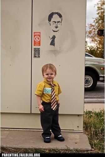 costume halloween meme Parenting Fail parenting WIN pop culture television the office - 5300711680
