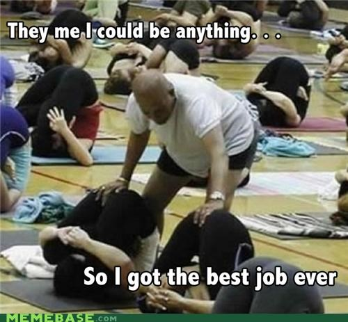 best ever jobs old man special areas They Said women yoga - 5301130240