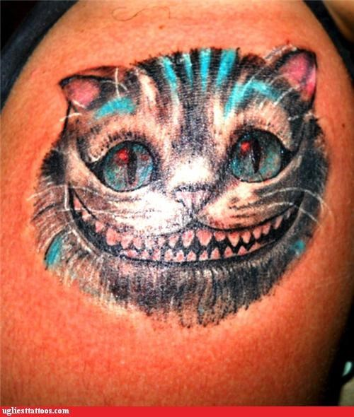 failed cheshire cat