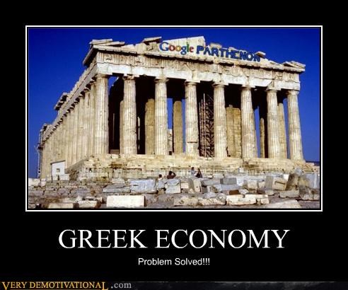 economy good idea google greek hilarious - 5302198784