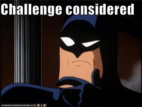batman challenge considered Super-Lols - 5302736128