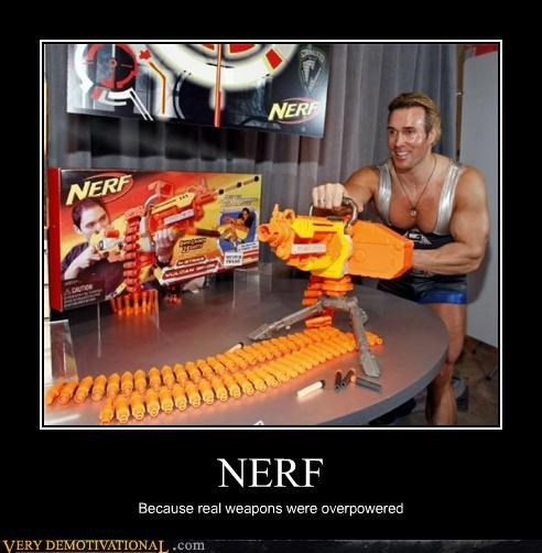 guns Nerf Pure Awesome weapons - 5302946560