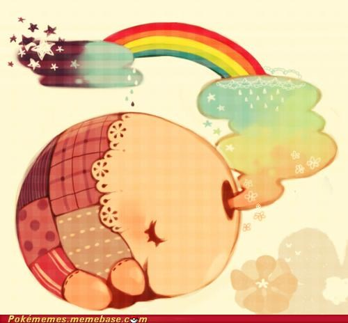 art,awesome,cute,dream world,munna,rainbow