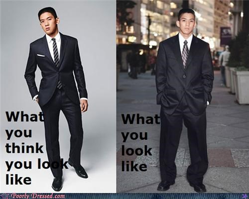 business expectations vs reality professional suit - 5303888896