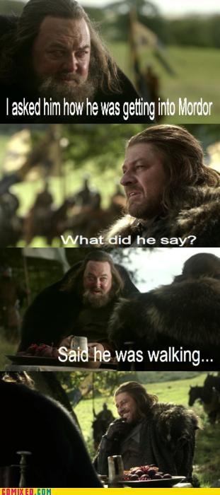 best of week Game of Thrones meme mordor TV walking - 5304201216