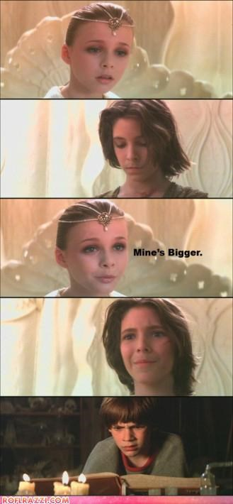 comic,funny,Hall of Fame,Movie,the neverending story