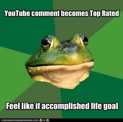 foul bachelor frog - 5304390656
