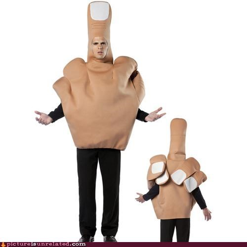 best of week costume finger halloween wtf - 5304636416