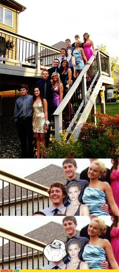 best of week cut out forever alone homecoming poster date prom the internets - 5304761344