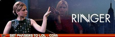 Buffy Buffy the Vampire Slayer hooked hot or not Ringer sara michelle gellar trailers - 5305183232