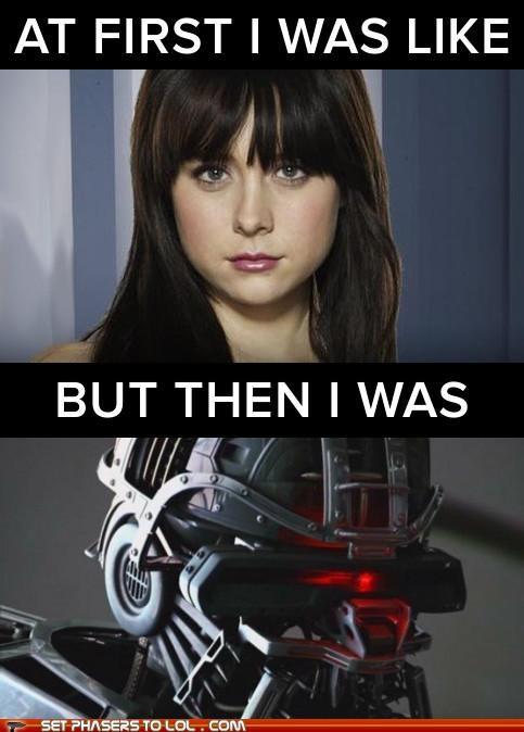 Battlestar Galactica Caprica Zoe Greystone - 5305801728