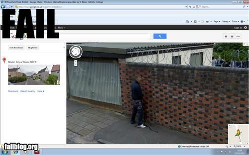 caught,failboat,google maps,g rated,gross,technology,urine