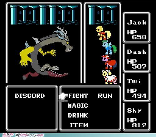 crossover discord final fantasy mane six - 5306745088