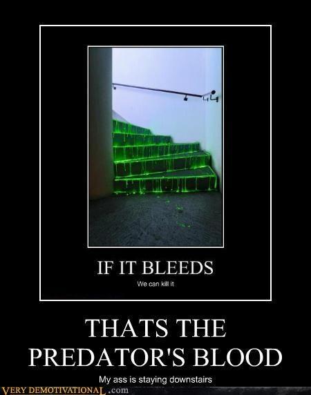 Blood Predator scary Terrifying - 5307040256