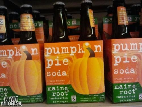 autumn drink fall halloween pumpkins soda - 5307089920