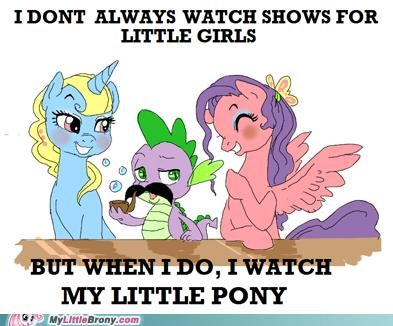 meme most interesting man my little pony spike - 5307233280